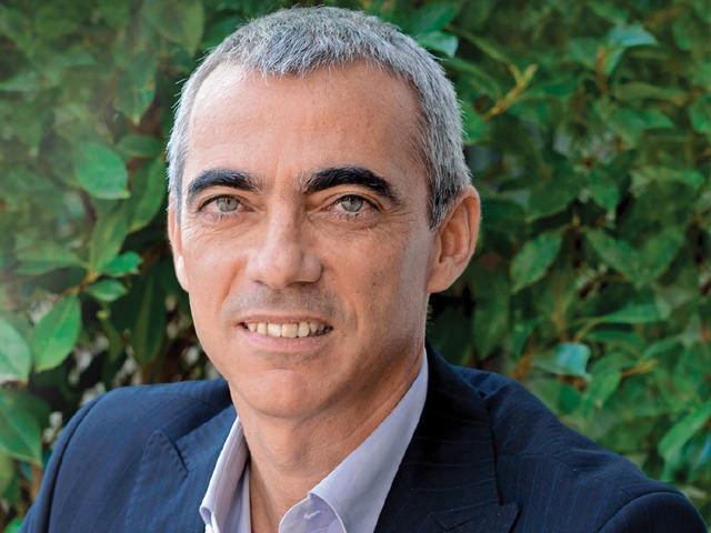 Emanuele Dessì, direttore de L'Unione Sarda, primo quotidiano regionale