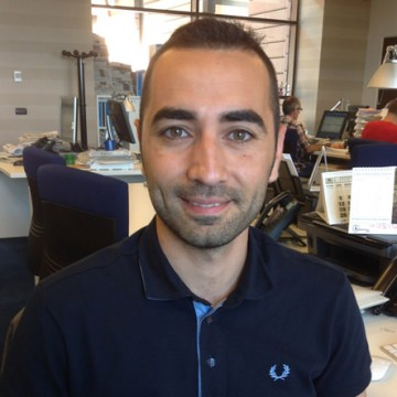 Raffaele Pili - Agente PBM